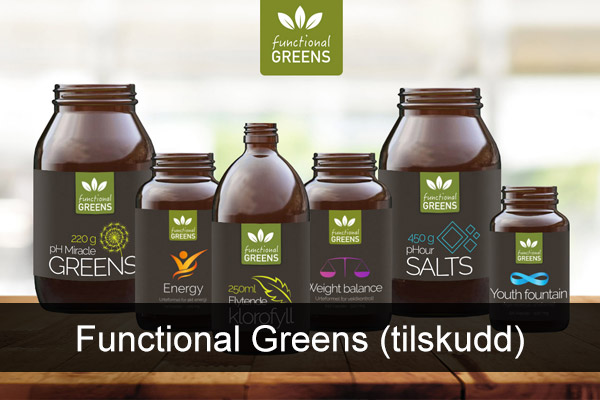 Functional Greens