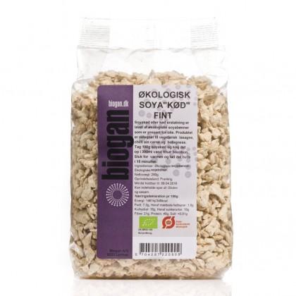 Biogan - Økologiske soyabiter, små - 250 g