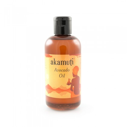 Akamuti Avocado Oil, avokadoolje, baseolje - 100ml