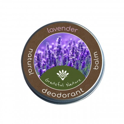 Deodorant paste - Lavendel - 60g