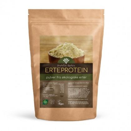 Erteproteinpulver - Økologisk