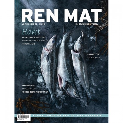 Ren Mat magasinet - Vinter 2019 - Havet