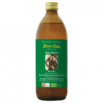 Oil of life - Mann - 500ml