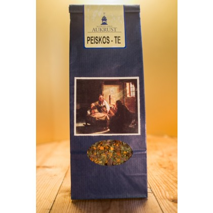 Aukrust Nordgard - Økologisk Peiskos-te, blanding -  50 g