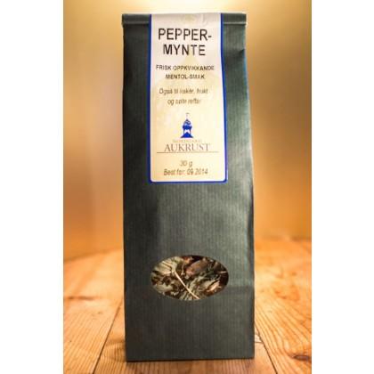 Aukrust Nordgard - Økologisk Peppermynte - 40 g
