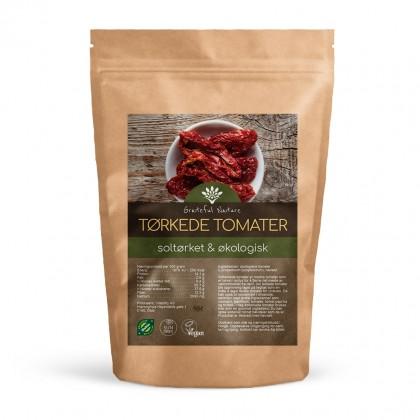 Soltørket tomat, halvdelte - Økologisk - 250 g