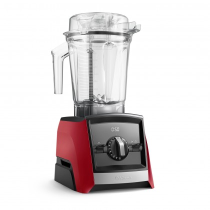 Vitamix Ascent 2500i – Rød