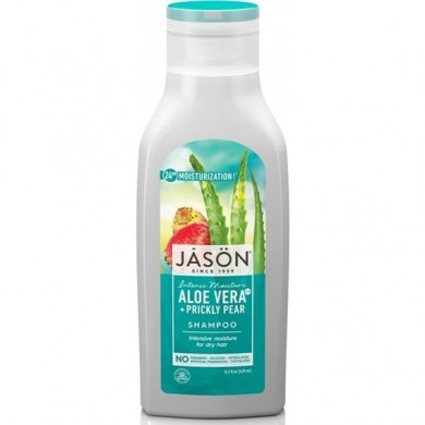Sjampo - Aloe Vera + prickly pear - 473 ml - Jason