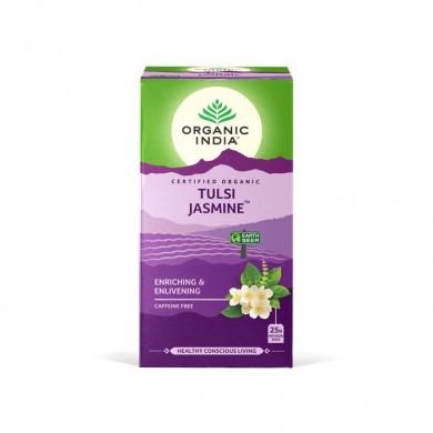 Tulsi Jasmin té fra Organic India