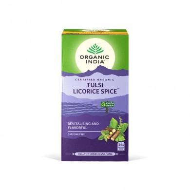 Tulsi Lakris Té fra Organic India