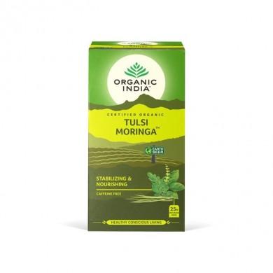 Tulsi Moringa té fra Organic India