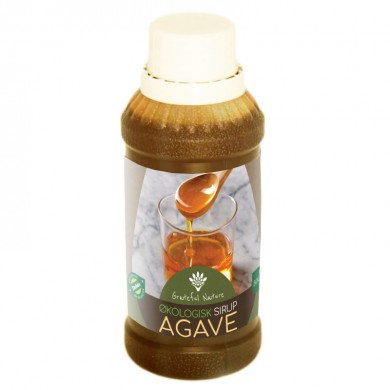 Agavesirup - Rå økologisk - 250 ml