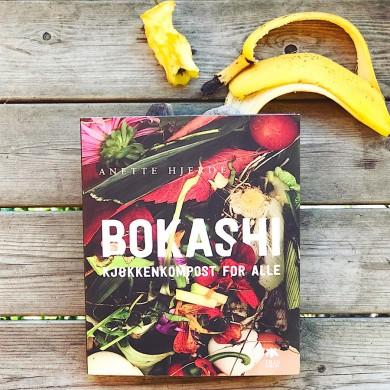 Bokashi BOKEN - Kjøkkenkompost for alle