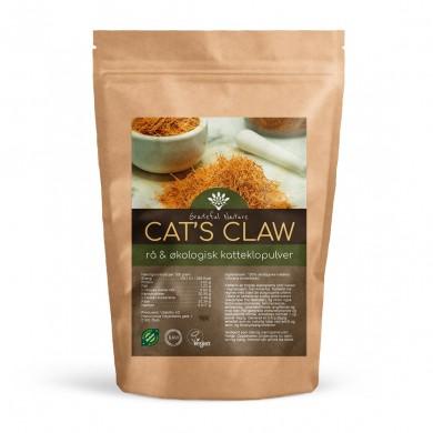 Cat's Claw - Katteklo Pulver - Rå - Økologisk - 250 g