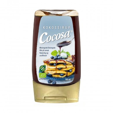 Cocosa - kokossirup - 180 ml