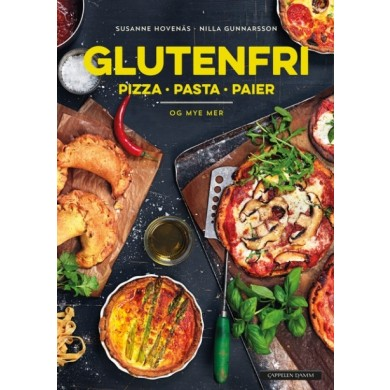 Glutenfri pizza, pasta, paier og mye mer - Nilla Gunnarsson og Susanne Hovenäs
