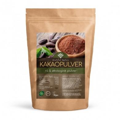 Kakaopulver - Peruviansk Cacao Powder - Rå - Økologisk