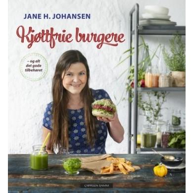 Kjøttfrie burgere  - og alt det gode tilbehøret - Jane Helen Johansen