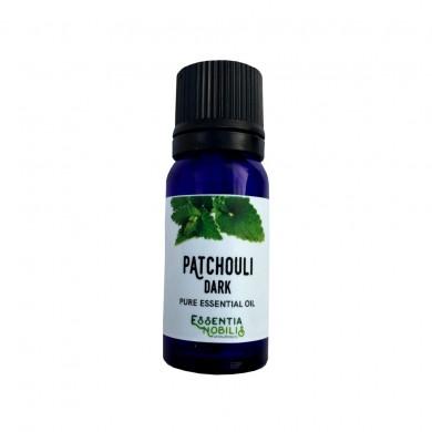 Mørk Patchouli - Økologisk Eterisk olje - Essentia Nobilis - 10 ml