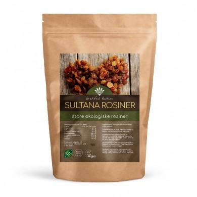 Sultana rosiner - Økologisk - 250 g