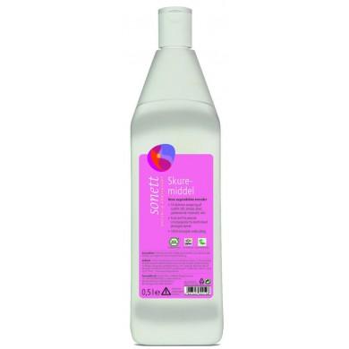 Sonett økologisk flytende skuremiddel - 500 ml