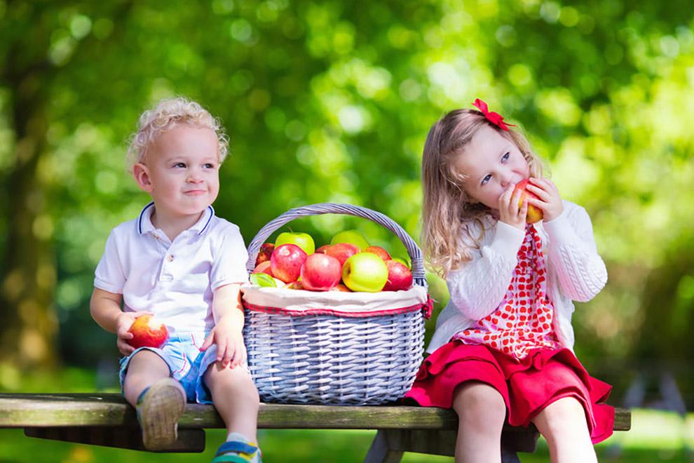 Fremtidens Mat - for våre barn