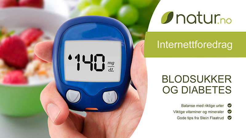 Blodsukker og diabetes